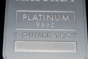 Platinum metal trading